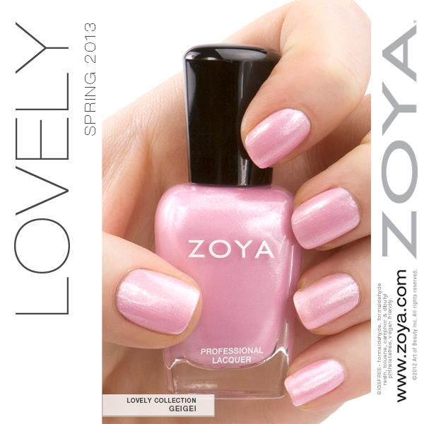 zoya_2013_lovely_Geigei