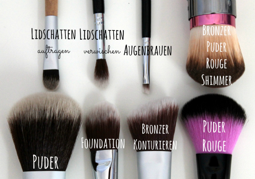 makeup pinsel_vegan_klein
